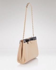 Salvatore Ferragamo Two-Tone Clutch - Handbags - Bloomingdales.com - StyleSays