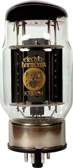 Electro-Harmonix KT88 (Kvartet, matched) - Rør til forstærkere