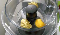 Mayonnaise basique réalisée au Cook Expert