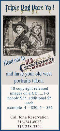 #oldwest #photos #Wichita #Cowtown #OldCowtownMuseum #RedRockICT