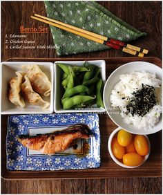 Japanese meal cooked with Shiokoji