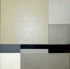 Collage grid layout design. Window IV, Big Guns Barbara Kerwin