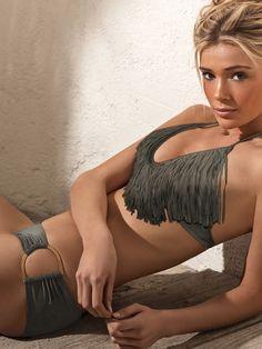Hot Summer Swimsuite - Fringe Bikini