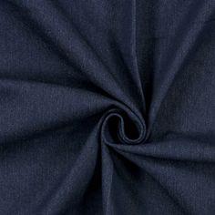 Jeans Stretch - Baumwolle - Polyester - Elasthan - jeansblau