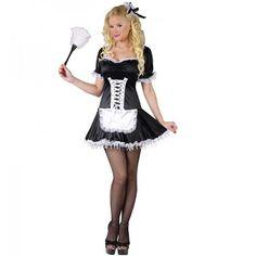 French Maid Costume Www.enticement.co.za Info@enticement.co.za