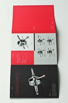 editorial / brochure - jasil by gen design studio , via Behance
