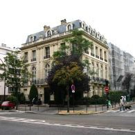 24 Boulevard Suchet, an early Paris home of the Duke and Duchess of Windsor