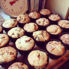 Muffin mornings.
