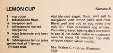 Lemon Dessert Recipes, Cream Tops, Whipped Cream, Dishes, Baking, Tablewares, Bakken, Backen, Sweets