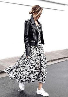 Модные дизайнеры и фэшн-блоггеры в этом сезоне вдохновляются эстетикой 90-х. Мы…
