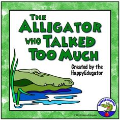 Fables. Introduce fables with a fun original fable on PowerPoint! Use this to introduce a unit on fables, or to supplement a unit on fables. The fable is about an alligator who talks too much, and never listens. Animated clips bring the story to life.