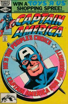 captain america comic book photos | ... to Love Comics #72 | Comics Should Be Good! @ Comic Book Resources