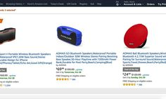 Amazon has 3 Bluetooth speakers deeply discounted in its deal of the day