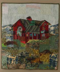 Dee Mallon and Cloth Company   art quilt   TAFA