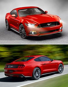 2015 Ford Mustang - Finally gets a independent rear suspension.