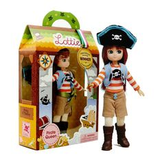 Pirate Queen Lottie
