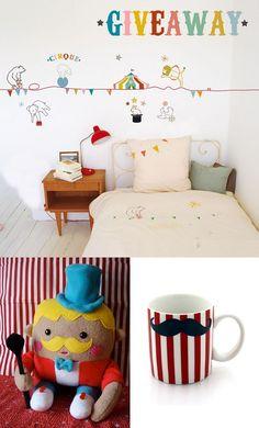 joiasdolar.blogspot.com.br *Em cada post do blog constam os créditos das imagens* #decor #inspiração #inspiration #inspiración #ideas #ideias #kidsbedroom #bedroom #nursery #quartosinfantis #niños