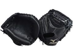 Mizuno MVP GXC56 33.5 inch Catchers Glove Smooth Professional style Oil Soft leather Pro Sized 33.5 inch circumference Catchers Glove Perfect balance of oiled softness for exceptional feel and firm control that serious players demand  ParaShock palm pad reduces shock The MVP Prime Series features professional patterns and the ultimate in feel from game ready select leather and UltraSoft palm lining.