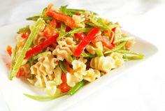 The Best Pasta Salad | Recipe of the day | Kosher Recipes - Joy of Kosher with Jamie Geller - Jewish Recipes and Menus