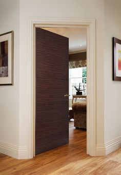 Orta G8500 Wenge - contemporary style door for modern homes