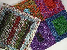 The Art Coop - Art Classes for Chicks…All supplies providedRoom . Locker Hooking, Rug Hooking, Locker Rugs, Latch Hook Rugs, Arts And Crafts, Diy Crafts, Cool Items, Fiber Art, Lockers