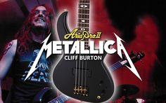 Aria Pro II Signature Cliff Burton | Slappyto
