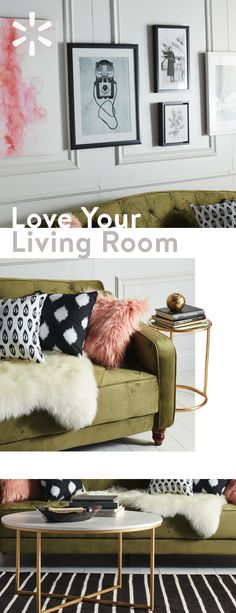 Bring the timeless elegance of mid-century modern style home with furniture and home decor from Walmart.com. Featuring must-steal looks for every room of your house, we've got sleek and stylish furniture at a price you'll love. Shop the collection today.