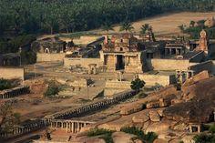Ruins of Hampi, Karnataka