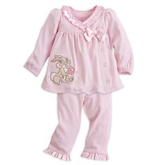 Miss Bunny Knit Top and Pants Set for Baby Disney Merchandise 1cdfffe72
