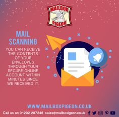 31 Best Virtual MailBox flyer images in 2018 | Delivery