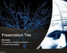 Fondo para PowerPoint de neurología es un diseño de PowerPoint profesional para presentaciones de medicina que puede descargar para usar como fondo de presentaciones de médicos y de temas de neurología o que tengan que ver con análisis y tratamientos, así como también otros temas de salud en PowerPoint, temas como neurona en clases de medicina o la Universidad de Medicina