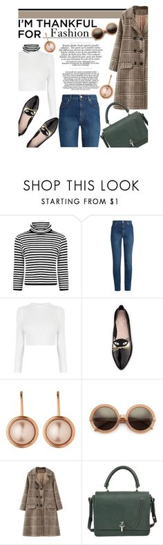 """""""I'm Thankful for..."""" by alexa-anita2010 ❤ liked on Polyvore featuring Alexander McQueen, Kate Spade, Dyrberg/Kern, Wildfox, Carven and imthankfulfor"""