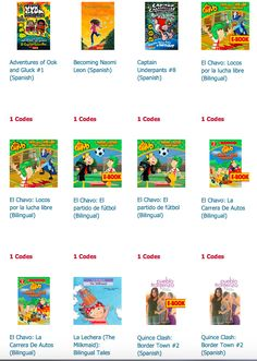 Mis Clases Locas: Quick Tip: 2 Free Books (in Spanish!)