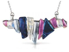 fused glass jewellery - Google Search