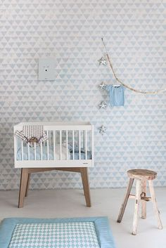 For the Bedroom Baby Nursery: Easy and Cozy Baby Room Ideas for Girl and Boy… – Colorful Baby Rooms Baby Bedroom, Baby Boy Rooms, Baby Room Decor, Baby Boy Nurseries, Nursery Room, Kids Bedroom, Nursery Decor, Kids Rooms, White Nursery