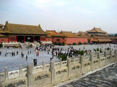 Beijing's Forbidden City. - www.more4design.pl - www.mymarilynmonroe.blog.pl - www.iwantmore.pl
