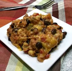Words Of Deliciousness: Crock Pot Mexican Casserole