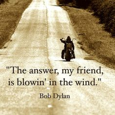 Bob Dylan Song Quote