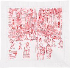 "love this by Senzeni Marasela, ""Sarah, Theadora and Senzeni in Johannesburg"
