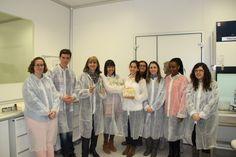 Laboratorios BOIRON ha recibido en su sede central de Madrid a un grupo de estudiantes de auxiliar de farmacia del Instituto Juan de Mairena de San Sebastián de los Reyes (Madrid).