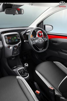 The refreshed 2020 Toyota Aygo now with new safety tech as standard. Click to find out more. #Toyota #Aygo #ToyotaAygo #SmallCar #CompactCar #NewCars Toyota Aygo, Uk Magazines, Android Auto, Small Cars, Manual Transmission, Compact, Safety, Tech, Trucks
