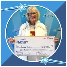 Winner News 2020 Lottery Results, Pinch Me, E 3, Lucky Ladies, Winning The Lottery, Crossword, I Win, Ticket, Congratulations