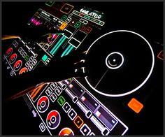 Emulator MIDI DJ Controller