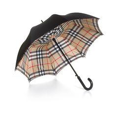 "Burberry ""Regent"" Double Umbrella ($275)"