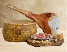 Win a Grana Padano & Prosciutto di San Daniele Taster Box! I Like Cheese, Ham And Cheese, Prosciutto, Italian Ham, A Food, Food And Drink, San, Drinks, Blog
