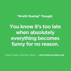 OMG so TRUE!!!! loving shutupimtalking.com !!!