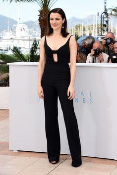 Rachel Weisz de Narciso Rodriguez - Cannes 2015