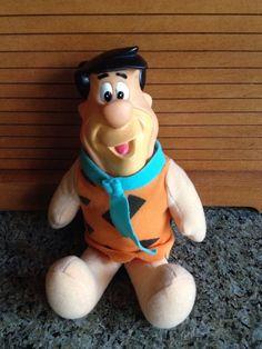 Vintage 1994 Fred Flintstone Travel Buddies Days Inn Promotion Hanna-Barbera #HannaBarbera