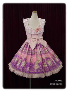 ジャンパースカート(Cinderella)