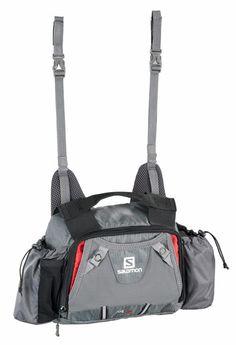 Salomon Custom Front Pocket Iron. Sekker og kofferter Ryggsekker h2o, Trekkinn.com, kjøp, tilbud, utendørs